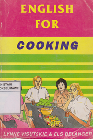 English For Cooking